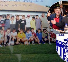 Smajl Salkić – Heka: Jubilarnih 20 godina od obnavljanja rada FK Zadrugar Tarevci