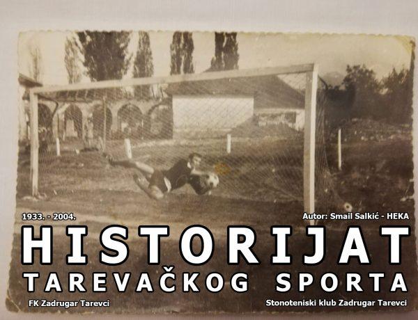Historijat tarevačkog sporta