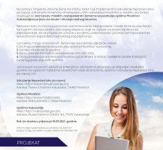 Javni poziv mladim, nezaposlenim ženama sa područja opštine Modriča i Vukosavlje za prijavu na obuke i sticanje radnog iskustva